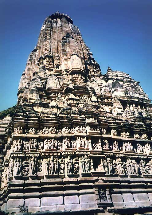 Tempel in Khajurao