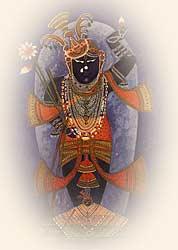 Nathji, eine Form Krishnas