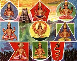 Götter der Planeten
