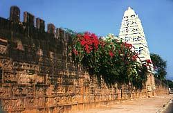Srisailam; Yotirlingamtempel